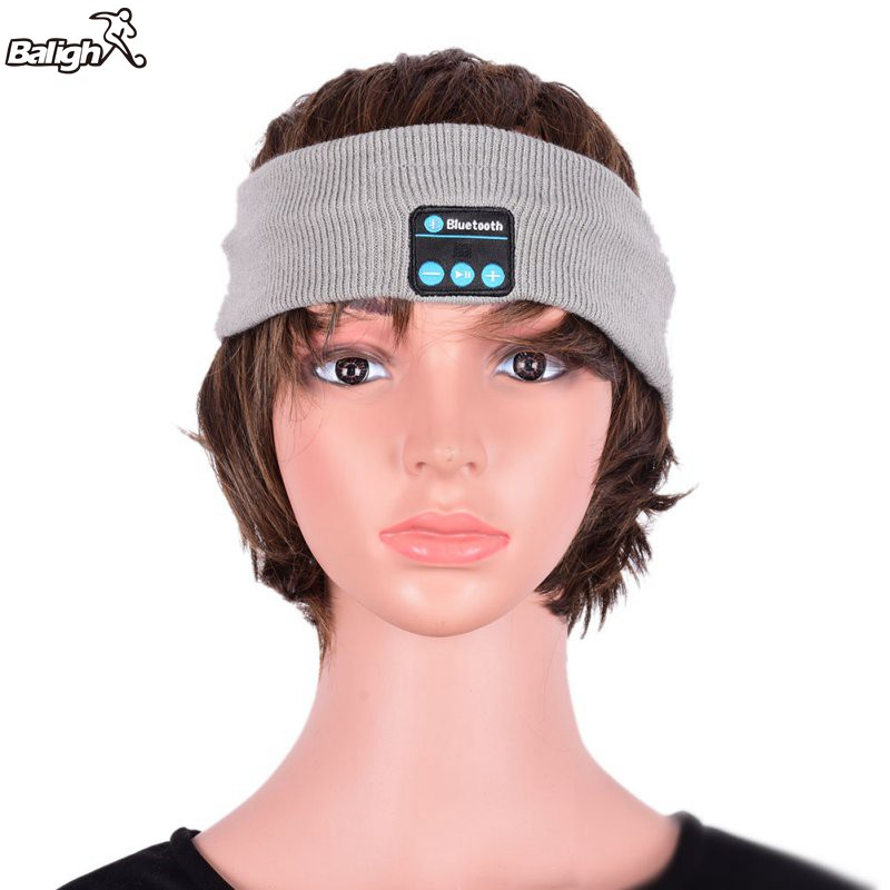 Soft Warm Hat Bluetooth Headset Smart Cap Wireless Headphone Speaker Mics fashion soft warm beanie hat wireless bluetooth smart cap headphone headset speaker mic