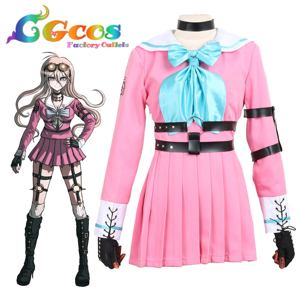 Aliexpress.com : Buy Free Shipping Cosplay Costume Danganronpa V3 ...