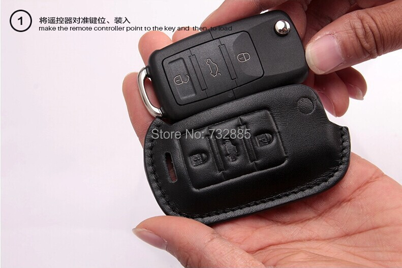 VW Skoda Tiguan Sagitar Lavida Bora Passat Polo key case  24.jpg