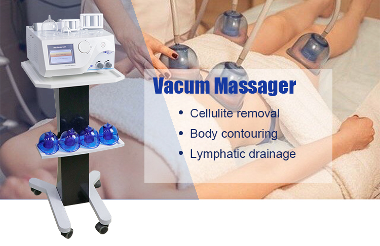 Image 4 - vacuum suction cup therapy starvac sp2 slimming fat removal vacuum butt lifting massage machineFace Skin Care Machine   -