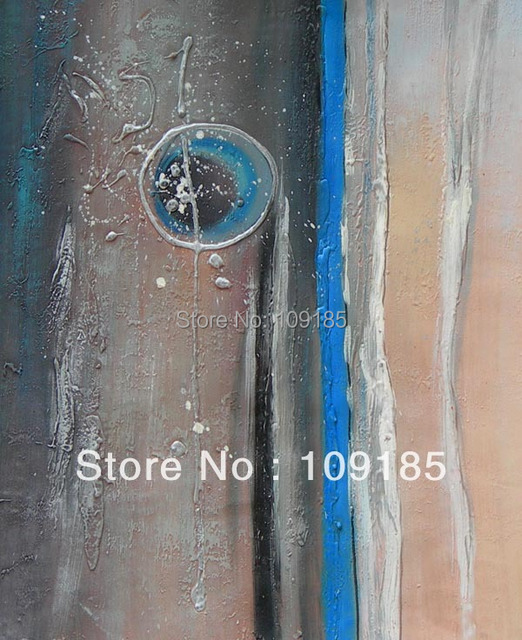 Free Shipping Wholesale Abstract Oil Painting on Canvas