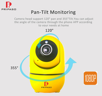 Baby Monitor 1080P Wireless Security Cameras For Home HD Radio Nanny Baby Camera Video Two Way Audio Cry Baby Monitor Camera