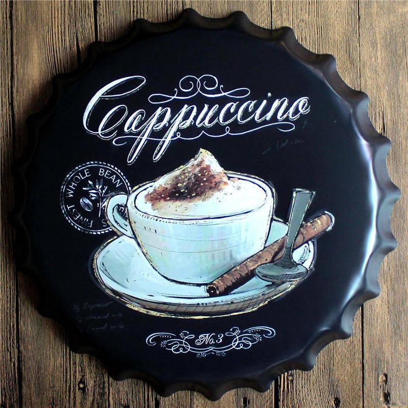 Эспрессо Кофе Латте Сыра Бөтелкесі - Үйдің декоры - фото 2