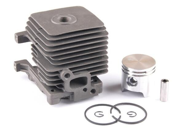 34MM Trimmer Cylinder Piston Group Assy Kit for Brush Cutter <font><b>STIHL</b></font> <font><b>FS38</b></font> FS55 FS45 BR45 KM55 HL45 HS45 HS55 4140 020 1202 image