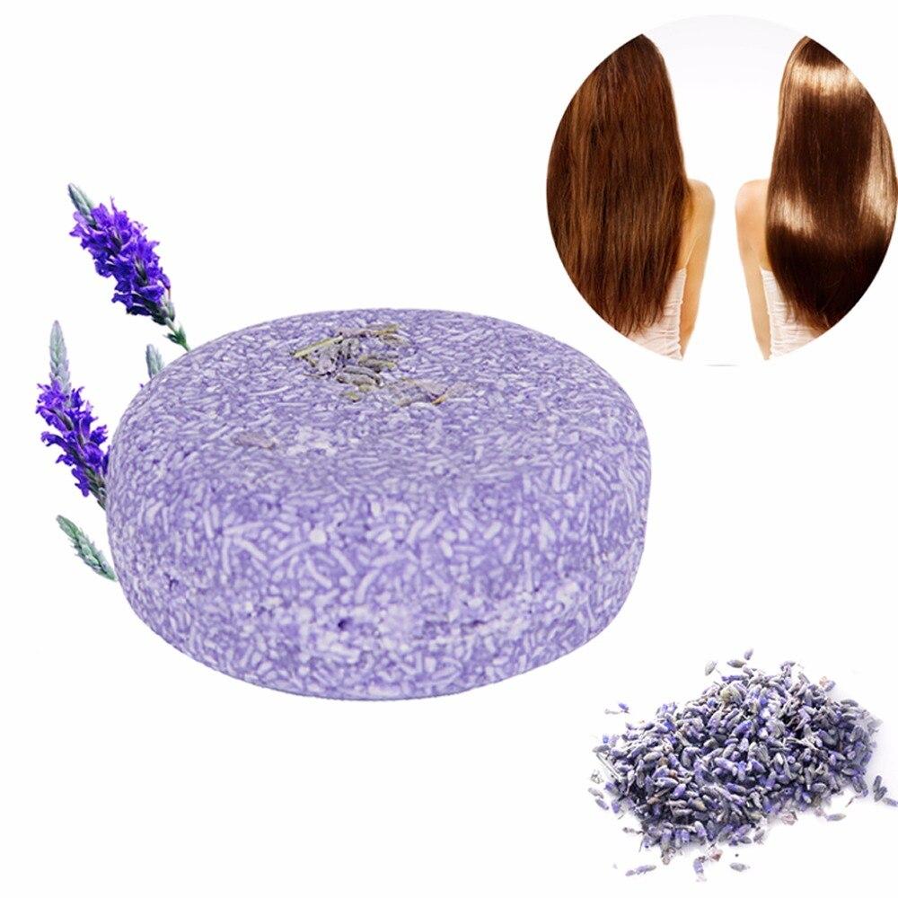 Pure Natural <font><b>Shampoo</b></font> Soaps Oil Control Anti Dandruff Off Hair Care Handmade Soap