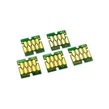 Одноразовый чип для Epson суреколор T3200 T5200 T7200 T3070 T5070 T7070 T3270 T5270 T7270 многоразового чип для чернильного картриджа