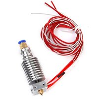 All Metal Tip 0 4 Mm Nozzle For J Head 1 75 Mm 3D Printer Extruder