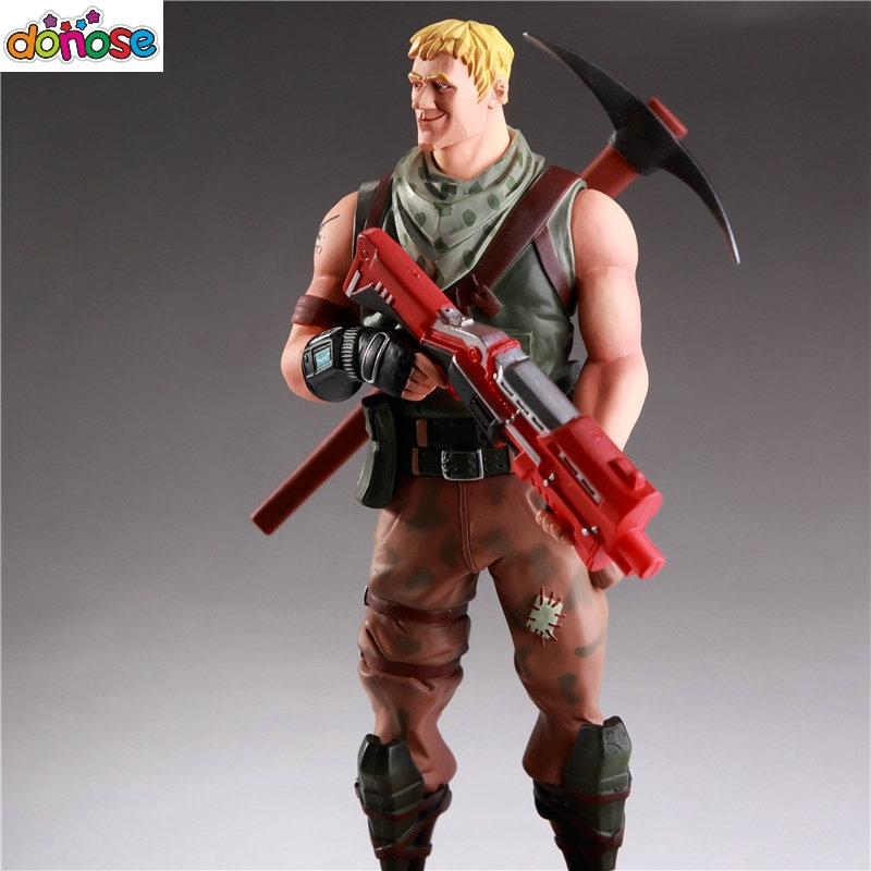 Fortnite Battle Royale joint Changed PVC Action Figure Collection Model Kids Toy Doll
