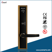 RFID Door Lock Manufacturers Electronic Key Card Lock Systems For Hotels