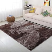 YOOSA Lobby living room bedroom carpet rugs thickening antislip short pile soft bedding rugs bedside bedroom office floor mat yoosa белый