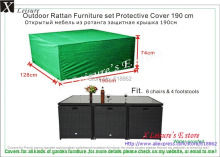furniture 190x128x74 Protective table