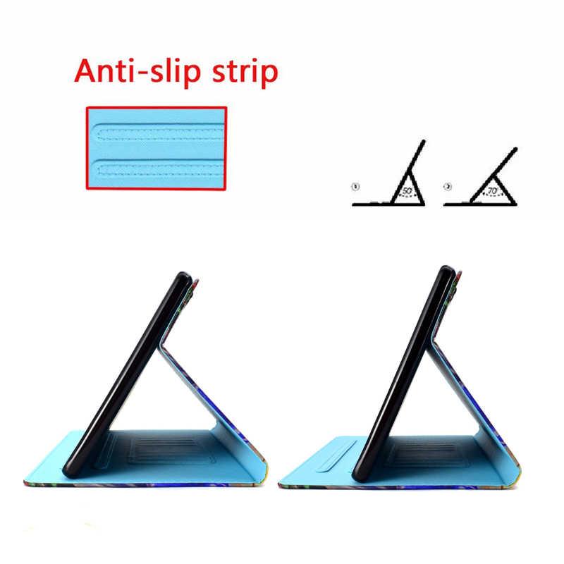 Покрытие мультяшный чехол для huawei MediaPad T3 10 Чехлы 9,6 дюймов Смарт Стенд Защитная крышка для huawei Honor игровой коврик 2 бампер