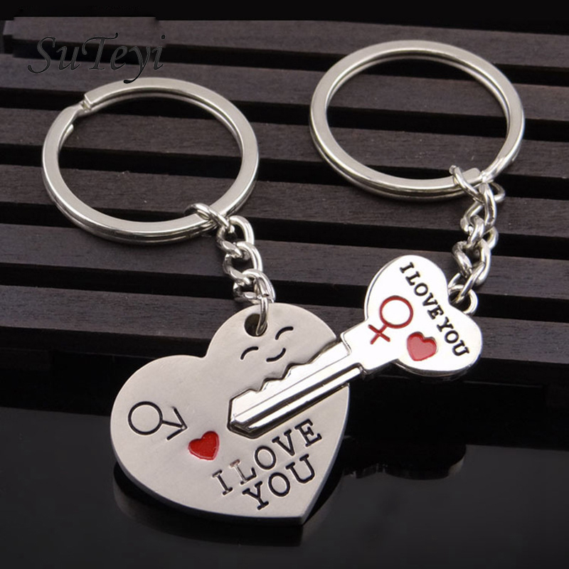 Lovers Keychain Set