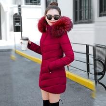 Winter Jacket Women's Thick Winter Coat Lady Clothing
