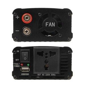 Image 5 - 300W Power Inverter Converter DC 12V naar 220V AC Auto Omvormer met Auto Adapter