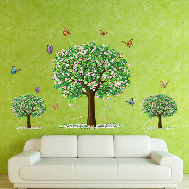Cheap 60*90cm Wall Stickers For Kids Rooms Wall Decals ...