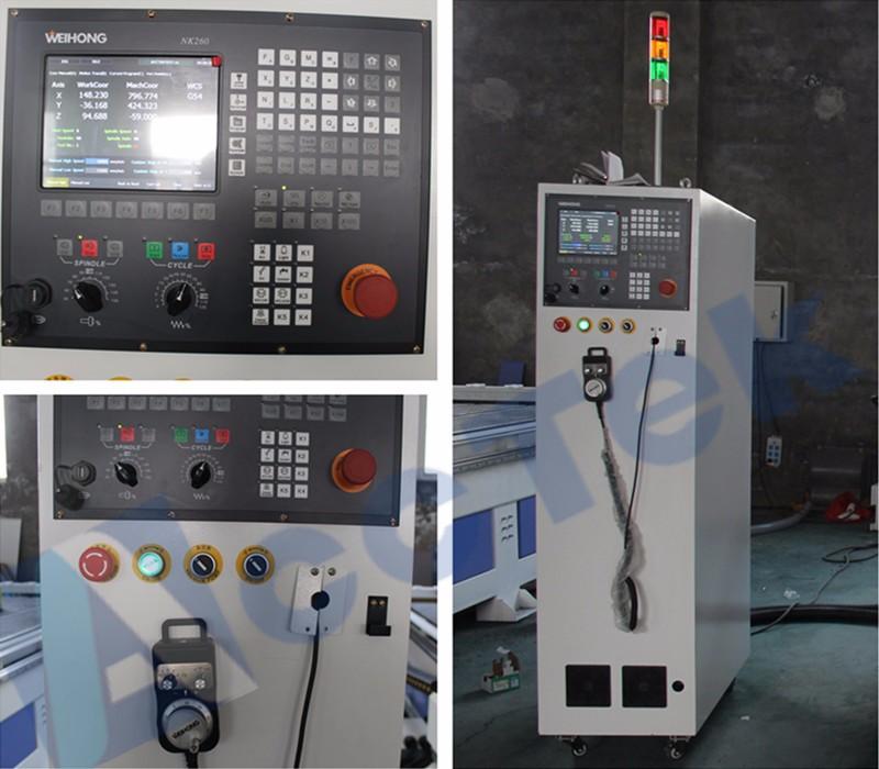 NK260 controller