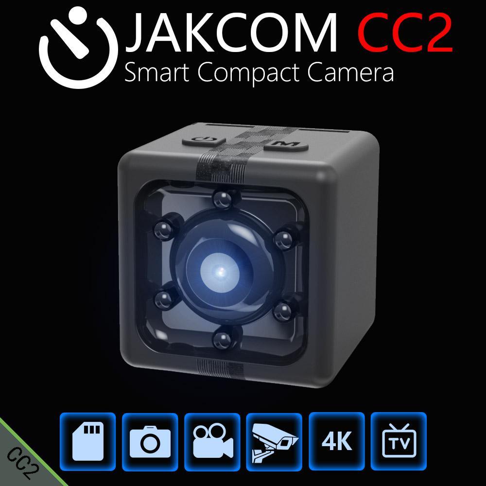 JAKCOM CC2 Smart Compact Camera Hot sale in Mini Camcorders as camara wifi fastrack watch nanny cam