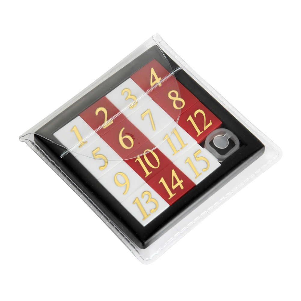 لعبة تعليمية في وقت مبكر تطوير للأطفال بانوراما الرقمية عدد 1-15 لغز لعبة اللعب 88 NSV775