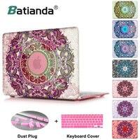 Fashion Ornamental Crystal Case For Apple Macbook Air 13 11 Pro 13 12 15 Retina Laptop