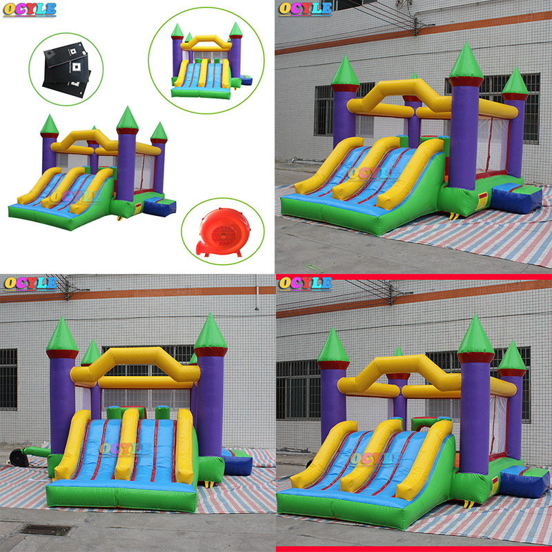 HOT Free shipping inflatable bouncer, inflatable air jumping house, inflatable air moonwalk bouncer, party rental bouncy house