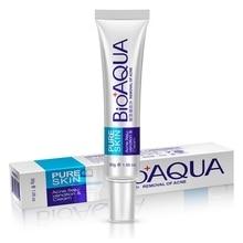 Hyaluronic Acid Base Acne Treatment Shrink Pores Moisturizing Foundation Makeup Facial Cream Acne Scar Remove Skin Care Cosmetic