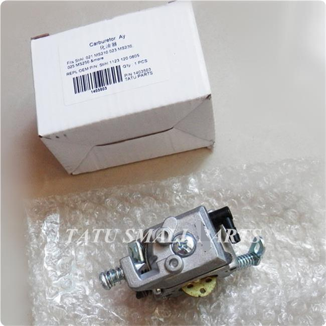 CARBURETOR WALBRO TYPE FOR CHAIN SAW ST. 021 023 025 MS210 MS230 MS250  GASOLINE CHAINSAWS  CARB  REPL. PARTS # 11231200600 carburetor for zenoah g620pu rc g561 g651 g621 g662 6500 62cc 58cc 62 65 chainsaw carburettor carby carb repl walbro hda246