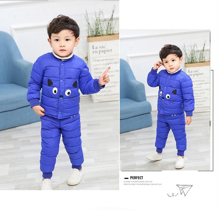 roupas dos desenhos animados casacos quentes calças