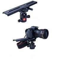 Camera Accessories Fotomate LP 02 High Quality 200mm Range 2 Way Macro Focusing Rail Slider Plate