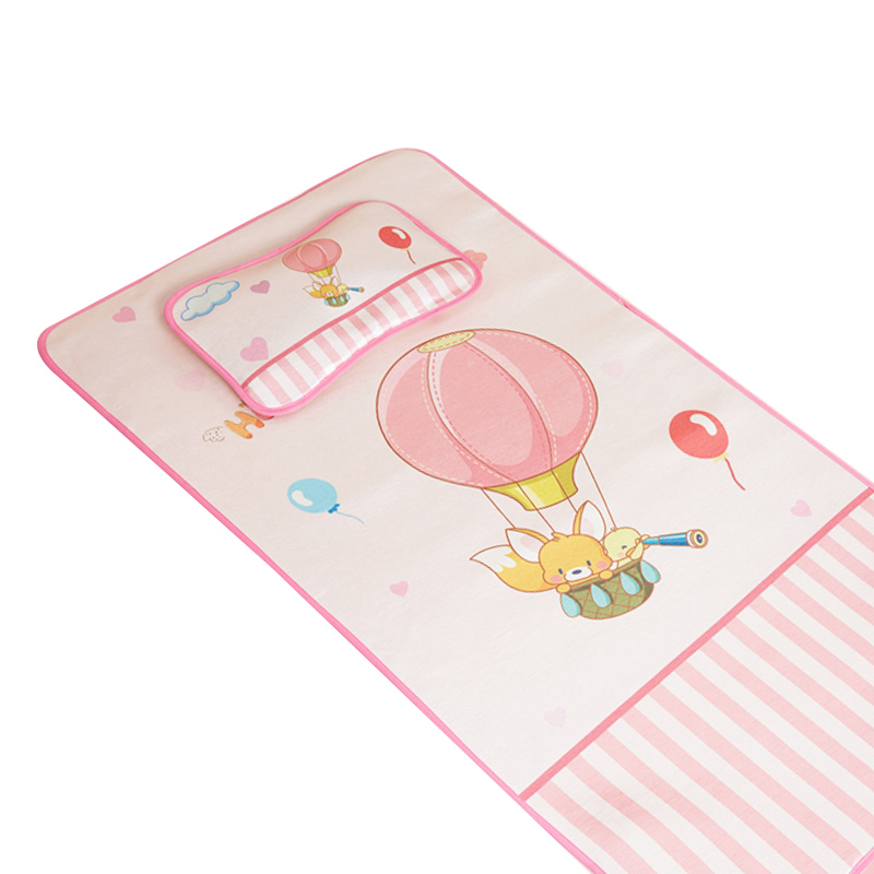 Fashion Baby Mattresses Summer Cool Sleeping Mat Breathable Mattress Pads Toddler Crib Cot Cozy Nap Pads Infant Bed Mat