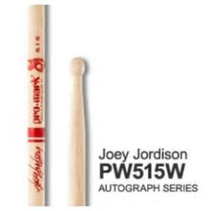 ProMark Shira Kashi Oak 515 Joey Jordison Signature Wood Tip Drumsticks