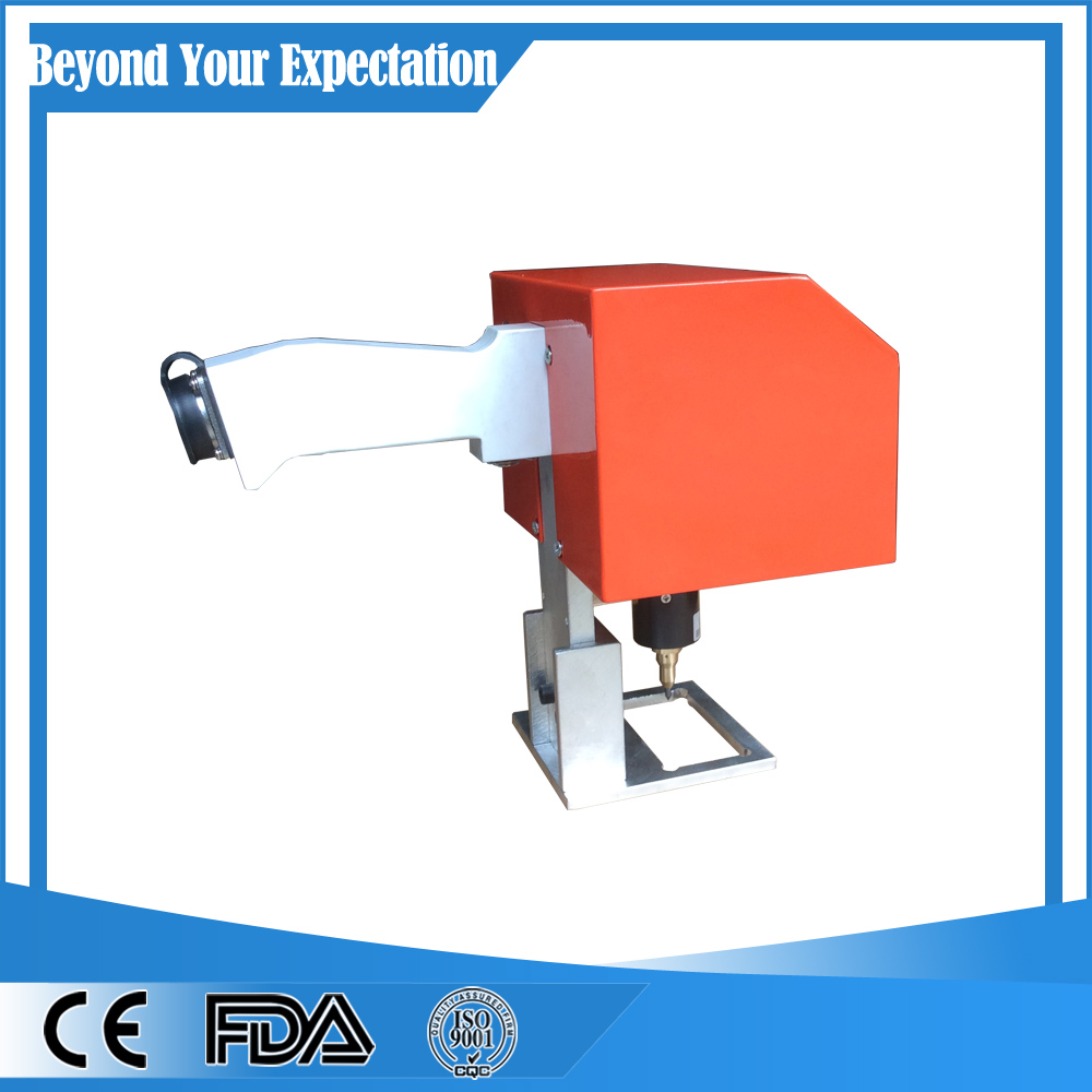 portable pneumatic marking machine dot peen for metal part  цены