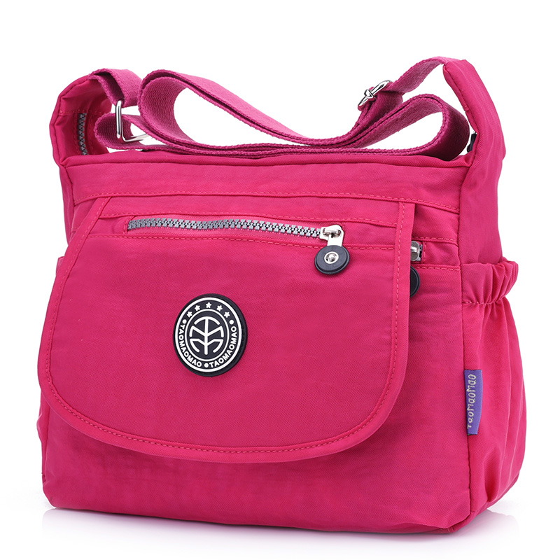 Fashion bags for women 2018 crossbody bag women famous brands nylon handbags bolsas femininas bolsas de marcas famosas