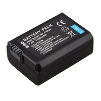 1pc 7 4v 1500mAh NP FW50 NP FW50 NPFW50 Replacement Battery For Sony Alpha 7 A7