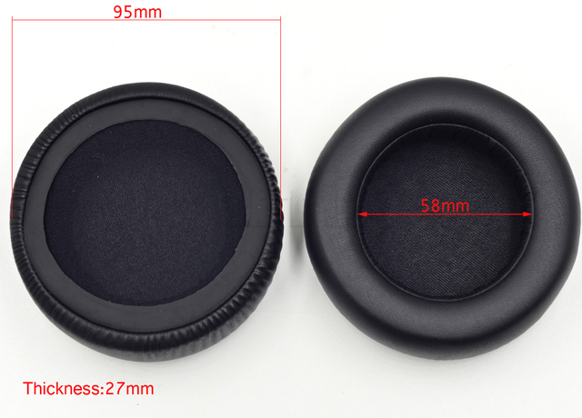 afea20f7d18 Upgrade ear pads cushion earpads for JBL Synchros E50BT E50 Bluetooth  headphones