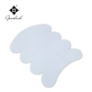 Image 2 - 3D Super Thin and Soft  Lint free Surface Hydrogel EyePatch for Eyelash EXtension eye pads hydrogel patches for lash extensions