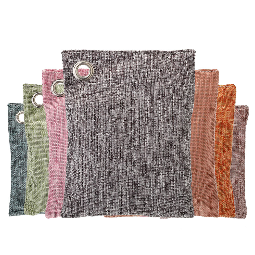 Luftreinigungs Tasche 100-Grams Natürliche Geruch Eliminator Duft Frei Freies Geruchsabsorber Fängt und Beseitigt Gerüche