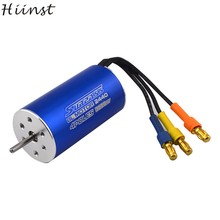 HIINST Niet-inductieve auto mal MOTORE CLASSIC BORSTELLOZE SENSORLESS 2440 3000KV 4Y 2.3mm RC 1/16 1/18 HIMOTO june4 p30(China)