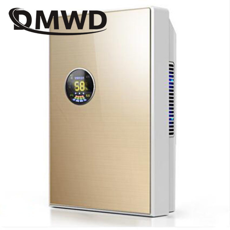 DWMD Electric Dehumidifiers Mute Home Use Dehumidifier