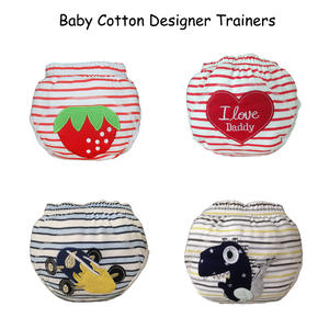 Pants Trainer 36pcs-A-Parcel Infant Factory-Price Baby Cotton