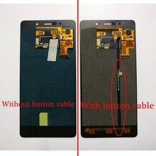 Pantalla Original para highscreen power 5 five / power Five 5 pro, pantalla LCD + Sensor de pantalla táctil, montaje completo de digitalizador, novedad