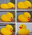 AC011 Frete grátis Personalizado hermético PVC feito promoção inflável pato animais infláveis para publicidade