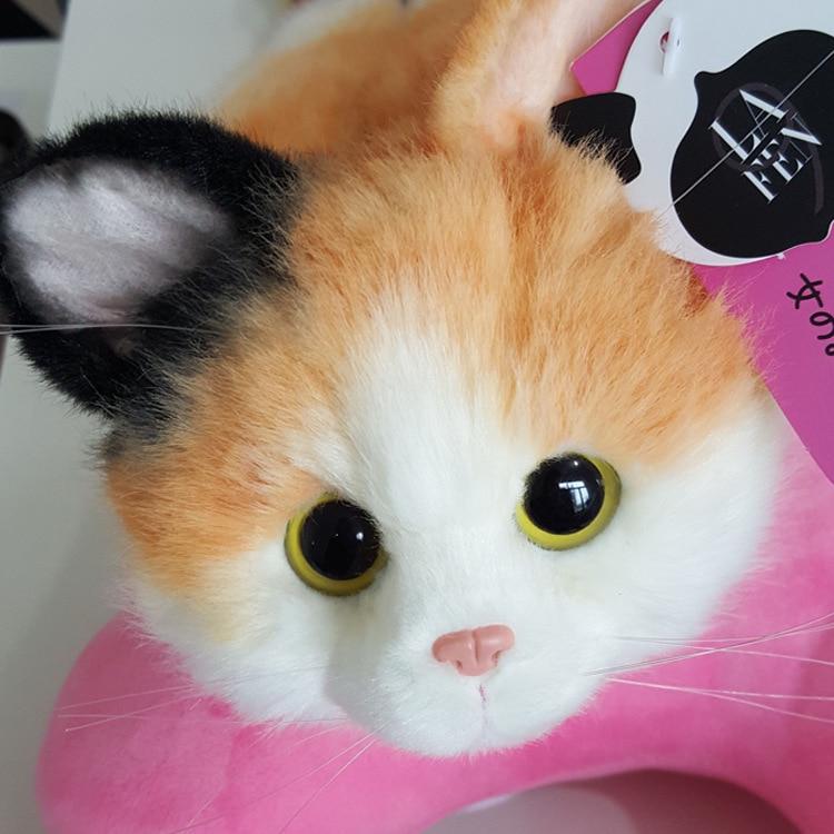 Japonais Anime jouets noir blanc chat trois couleurs Pico chat sac à dos en peluche sacs à dos drôle Kitty chat noir sac à dos enfants