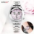 LONGBO brand luxury watch women clock quartz wristwatches ladies fashion quartz watches relogio feminino reloj mujer 2016