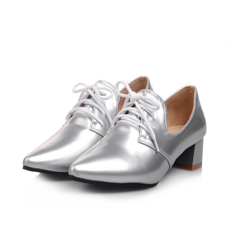 Online Get Cheap Silver Low Heel Shoes -Aliexpress.com | Alibaba Group