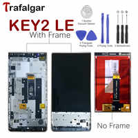 Original LCD For BlackBerry Key2 LE Display Touch Screen Digitizer With Frame For BlackBerry Key2 LE LCD Screen Replacement