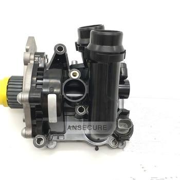 Ensemble de pompe à eau de refroidissement en aluminium pour audi A3 A4 A5 TT VW Golf GTI Jetta GLI Passat CC Tiguan Skoda Octavia Seat 1.8TFSI 2.0T