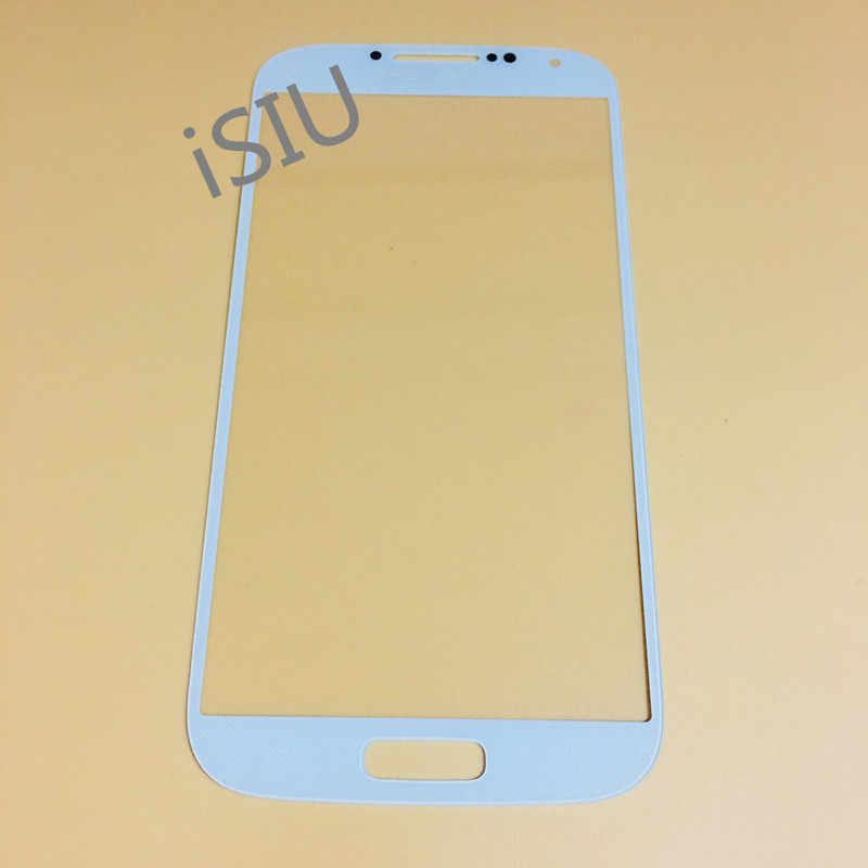 لمس الشاشة لسامسونج غالاكسي S2 S3 S4 البسيطة لمس لوحة شاشة الكريستال السائل الزجاج الخارجي