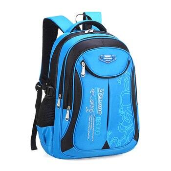 4f24948f07d3 ARESLAND 4 цвета Дети Открытый Отдых Восхождение школьный спинного защитный  рюкзак для Класс 1-3