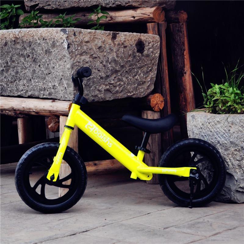 Mini Scooter Balance vélo coffre-fort grande roue réglable en hauteur deux roues Scooter pour enfants âge 2-6 jouets pour enfants garçons